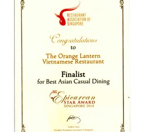 Best Asian Dining Restaurant